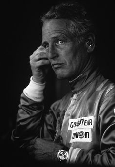 Paul Newman (1925 - 2008) Screen Legend, Director, Professional Race Car Driver and Team Boss, Business Man and Philanthropist. Gone but Not Forgotton