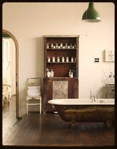 Modern Bathroom Design, Pictures, Remodel, Decor and Ideas - page 82 House, Interior, Vintage Bathrooms, Home Remodeling, House Styles, House Interior, Bathroom Design, Bathroom Decor, Beautiful Bathrooms
