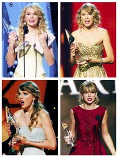Taylor at the CMAs <3