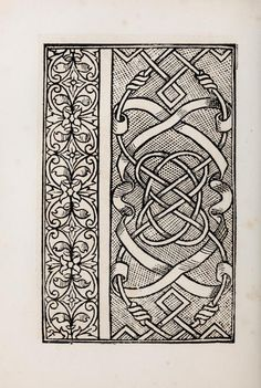 A French book of 16th century embroidery / needlework patterns for lingerie, published in 1872