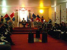 Reunión de la Logia Theorema en Paris