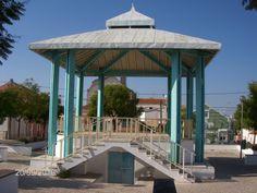 Reanimar os Coretos em Portugal: Almada