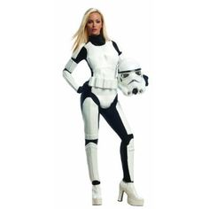 #Christmas Extra Info Rubie's Star Wars Female Stormtrooper, White/Black, Medium for Christmas Gifts Idea Shoppers . Christmas  is really a gorgeous holiday, yet let's not pretend: It can be demanding in addition to way over-stimulating for those who have a thousand activities and the wonderful to find out. We have ...