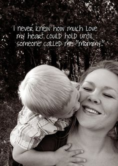 If you agree that the relation of a mother and child is the purest of all, you are at the right place. Check these images of mother and child with quotes to celebrate this love. Mommy Quotes, Mother Quotes, Cute Quotes, Being A Mom Quotes, Son Quotes, Qoutes, Baby Quotes, Daughter Quotes, I Love My Son