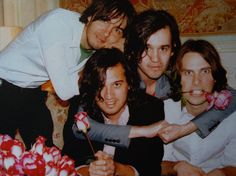 40 Reasons Phoenix Is The Most Adorable Band Ever