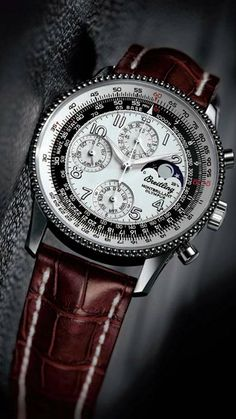 Wallpapers for Galaxy - Breitling Navitimer Montbrillant Olympus Dream Watches, Men's Watches, Luxury Watches, Fashion Watches, Watches For Men, Breitling Montbrillant, Rolex, Tic Toc, Vintage Pocket Watch