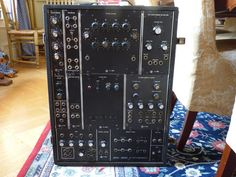 MATRIXSYNTH: R.A. Moog Modular Model 10 Analog Synthesizer