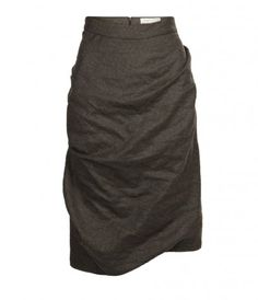 All Saints Louvre Skirt