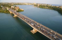 Nyali Bridge View Mombasa #mombasa #kenya #discoverkenya