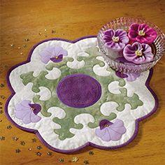Royal Purple Blossoms