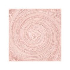 Pink Rose Gold Blush Abstract Circles Spirale Canvas Print - minimal gifts style template diy unique personalize design