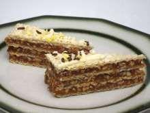 Arašidové grilážky Condensed Milk Cake, Izu, Cheddar Cheese, Tiramisu, Waffles, Cheesecake, Bread, Cookies, Breakfast