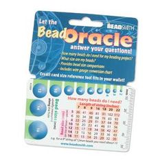 Bead Oracle Great stockings stuffers for the beader's