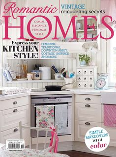 Romantic Homes October 2014 edition - Read the digital edition by Magzter on your iPad, iPhone, Android, Tablet Devices, Windows 8, PC, Mac and the Web.