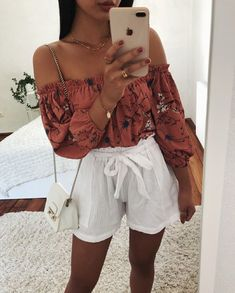 Teen Fashion : Sensible Advice To Becoming More Fashionable Right Now – Designer Fashion Tips Oufits Casual, Cute Casual Outfits, Stylish Outfits, Summer Outfits Women, Teen Fashion Outfits, Outfits For Teens, Looks Hippie, Florida Outfits, Inspiration Mode