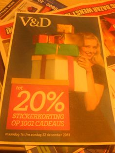 het sterke aan deze brochure is dat er veel kleuren worden gebruikt
