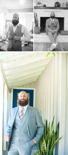 not gonna lie... kinda love the beard.