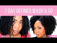 7 Day Defined Wash & Go on Type 4 Natural Hair | Sally Beauty Series [Video] - Black Hair Information