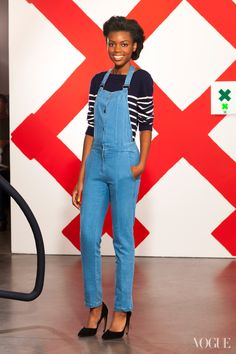 Five Days, Five Looks, One Girl: Simone Tetteh - Vogue Daily - Vogue
