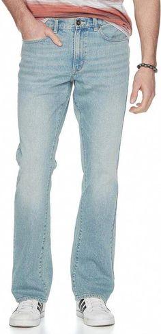 371952c796 Men s Urban Pipeline Slim Bootcut Jeans  MensJeans