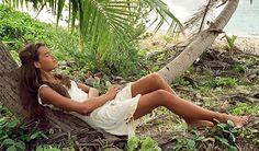 aloha summer tropical summertime brooke