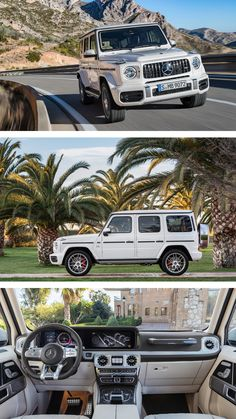 The 2019 Mercedes-AMG G63 has been revealed ahead of the Geneva Motor Show! Power output has climbed to a substantial 577 hp and 627 lb-ft of torque.