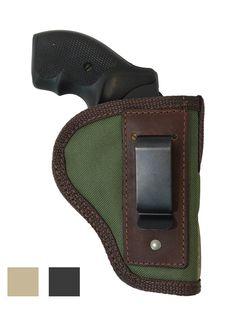 Leather Shoulder Gun Holster LH RH For Glock 42 w// Lasermax