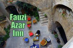 Fauzi Azar Inn located in Nazareth, Israel (200 year old Arab mansion tu...