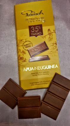Testsüchtig - Bewertung von Beautyprodukten und allen Produkten des täglichen Lebens: Rausch Plantagen Schokolade kommt aus PAPUA-NEUGUI...