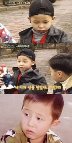 G-Dragon's baby photos gain attention
