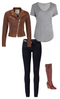 """""""Natasha Romanoff"""" by cambron-callie ❤ liked on Polyvore featuring Michael Kors…                                                                                                                                                                                 More"""