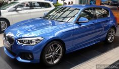 BMW 1 Series facelift launched – M Sport, Image Bmw 1 Series, Automotive News, Cars And Motorcycles, Dream Cars, Benz, Garage, Product Launch, Sports, Custom Cars