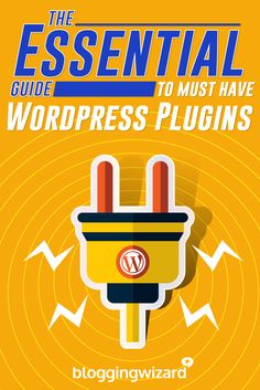 Wondering which WordPress plugins you need on your blog? Check out our essential guide to the must have WordPress plugins. via @adamjc