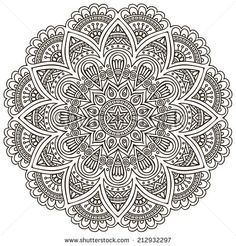 1000 Images About Art Projects Mandala On Pinterest