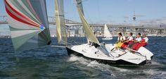 Dibley Marine Yacht Design   Naval Architects   Sailing Boats and Powerboats   Sailing Yacht K250 Sportsboat