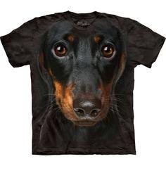 Jezevčík - 3D tričko