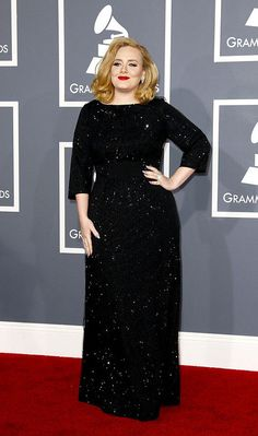 If Bon Iver and Mumford  Sons had to lose to anyone...I'm SO glad it was the beautiful Adele :)