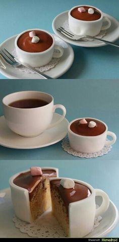 That's a cupcake?!