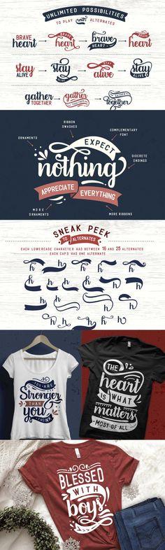 Mug Designs, Shirt Designs, Create T Shirt Design, Character Map, Script Fonts, Staying Alive, Font Family, Coreldraw, Glyphs