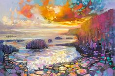 Giant's Causeway by Scott Naismith | Edinburgh Arts