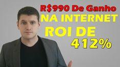 Como Faturei R$990 em 16 Dias -  ROI de 412 % no Facebook Ads!