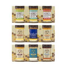 Honey Sample Set