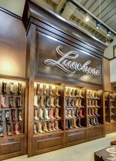 Lucchese Nashville at The Gulch, 503 12th Avenue South, (615) 242-1161.