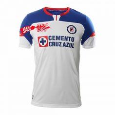 9dd24c6ec3a Cruz Azul 2018-19 Top Away Jersey  M528