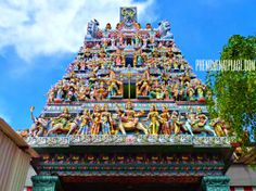 This site is about the best places on the planet you should visit. We only write about places that are phenomenal and that are worth seeing. Little India Singapore, Stuff To Do, Things To Do, Bomb Shelter, Air Raid, Place Of Worship, In The Heart, Temples, The Good Place