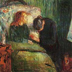"""Ecoute s'il pleut: Non, Edvard Munch n'a pas fait que peindre, et dans sa peinture, il n'y a pas que """"le cri"""""""