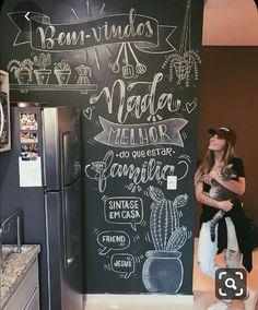 Travel // Living in Williamsburg NYC - Jane Wayne Keller Blackboard Art, Kitchen Chalkboard, Chalkboard Restaurant, Chalkboard Wall Bedroom, Chalk Wall, Silhouette Cameo Tutorials, Chalk Lettering, Chalkboard Designs, Learn Calligraphy