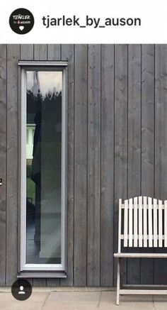Exterior cladding grey window frames 69 New Ideas Exterior cladding grey window frames 69 New Ideas Wood Cladding Exterior, Larch Cladding, House Cladding, Grey Window Frames, Grey Windows, External Cladding, Wooden Facade, Craftsman Exterior, House Extensions