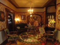 US $149,000.00 Used in Dolls & Bears, Dollhouse Miniatures, Artist Offerings -- from the House of Broel Museum/Collection