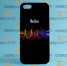 Mz6-the Beatles Logo John Lennon For Iphone 6 6 Plus 5 5s Galaxy S5 S5 Mini S4 & Other Smartphone Hard Back Case Cover